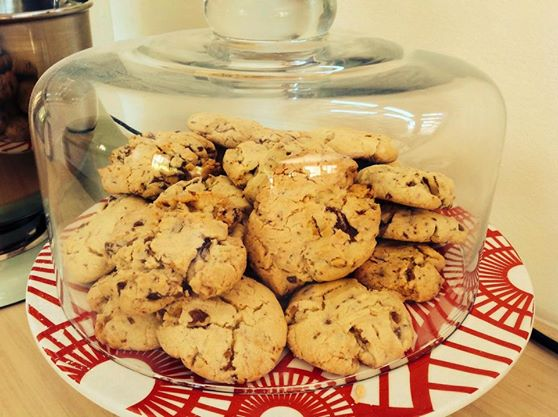 Bee's Chocolate Chip Cookies