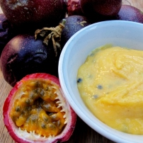 Passionfruit Curd