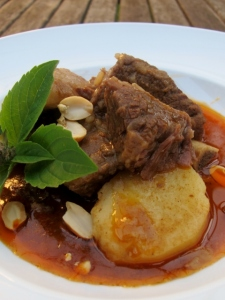 Thai Mussaman Beef Curry