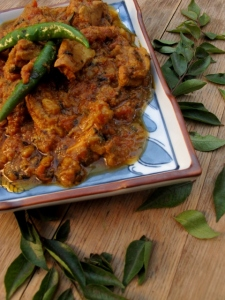Kadhai Chicken
