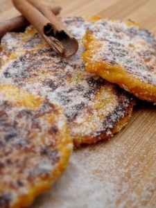 Pumpkin Fritters (Pampoenkoekies)