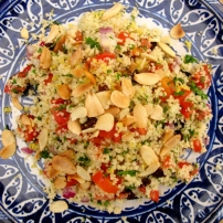 Couscous Tabbouleh