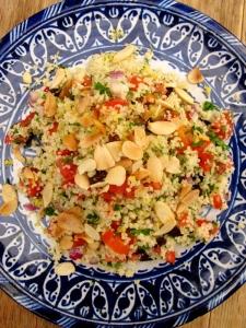 Couscous Tabbouleh