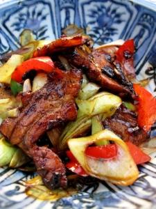 Twice-Cooked Pork 回鍋肉