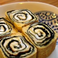 Nori Tamagoyaki (Rolled Omelette with Nori)