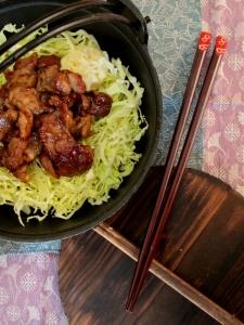Shogayaki 生姜焼き (Ginger Pork)