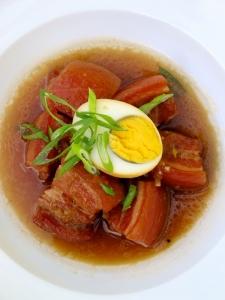 Thịt Kho Tàu (Braised Pork in Coconut Water)