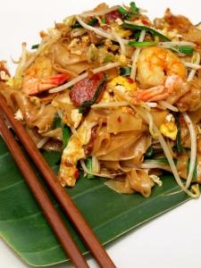 Penang Char Kuey Teow 炒粿條