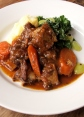 Cider Braised Beef Shortribs