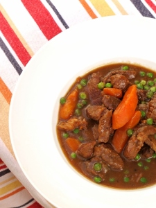 Beef Coffee Stew