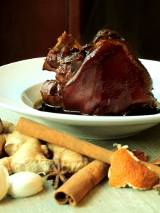 Red-braised Pork Hock 紅燒蹄