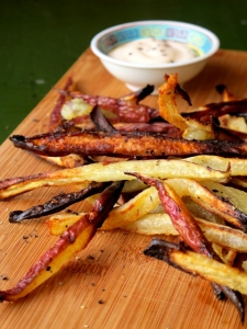 Skinny Sweet Potato Fries