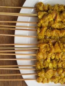 Sate Ayam (Chicken Satay)