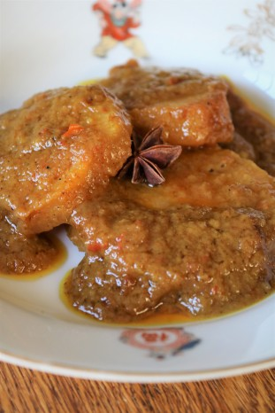 Kari Nenas (Malaysian Pineapple Curry)